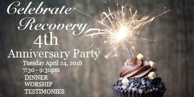 2017 event Celebrate Recovery at C3LI - 3 Year Anniversary Party