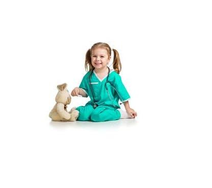 """Kids """"Little-Vet"""" STEM Bunnies Clinic 2018"""