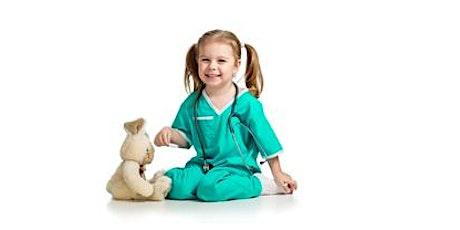 """Kids """"Little-Vet"""" STEM Bunnies Clinic tickets"""