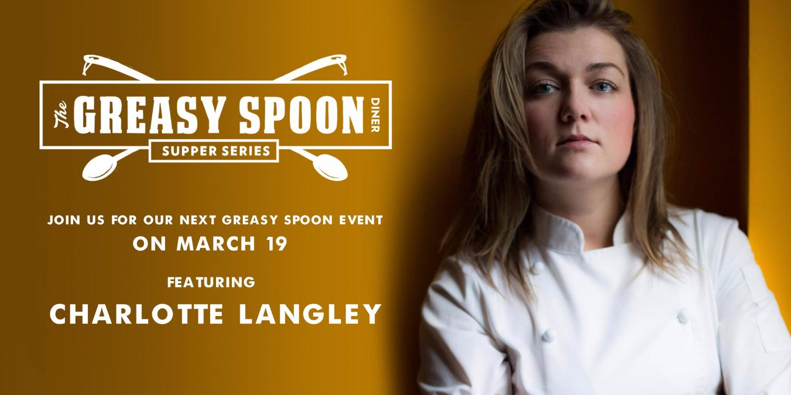 Greasy Spoon Diner Vol. 37 Featuring Chef Cha