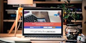 2018 Digital Marketing Planning Masterclass Adelaide