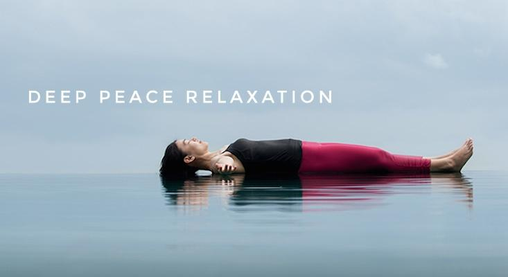 Meditation and Deep Peace Relaxation