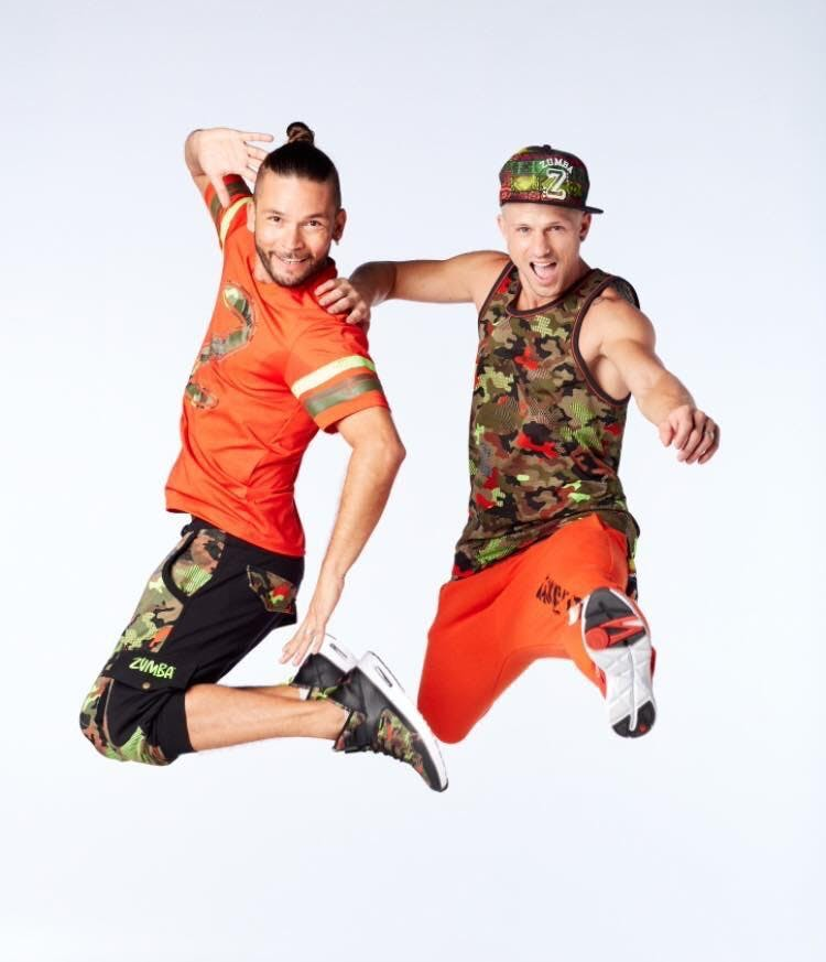 ZJ Benjamin & Rodrigo DUBLIN MC