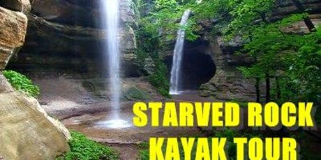 STARVED ROCK STATE PARK GUIDED KAYAK TOUR tickets