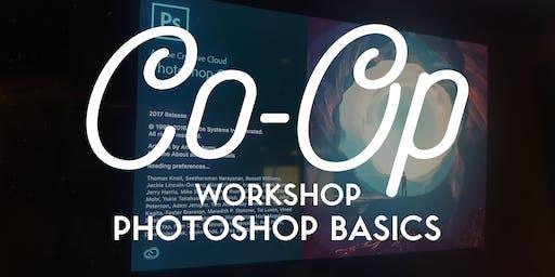 WORKSHOP: Photoshop Basics