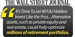 Are you considering investing in real estate with your IRA or 401(K)?NYC