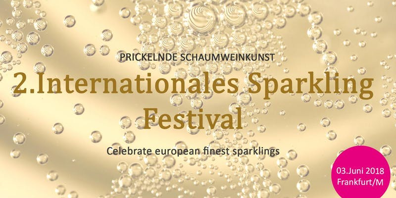 Internationales Sparkling Festival - Frankfurt - 2018
