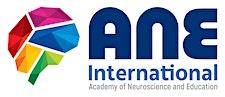 ANE International logo