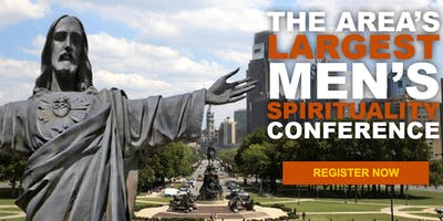 Man Up Philly Men's Spirituality Conference - 2019