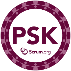 Professional Scrum with Kanban  (course released on 26th Feb 2018 by Scrum.org)