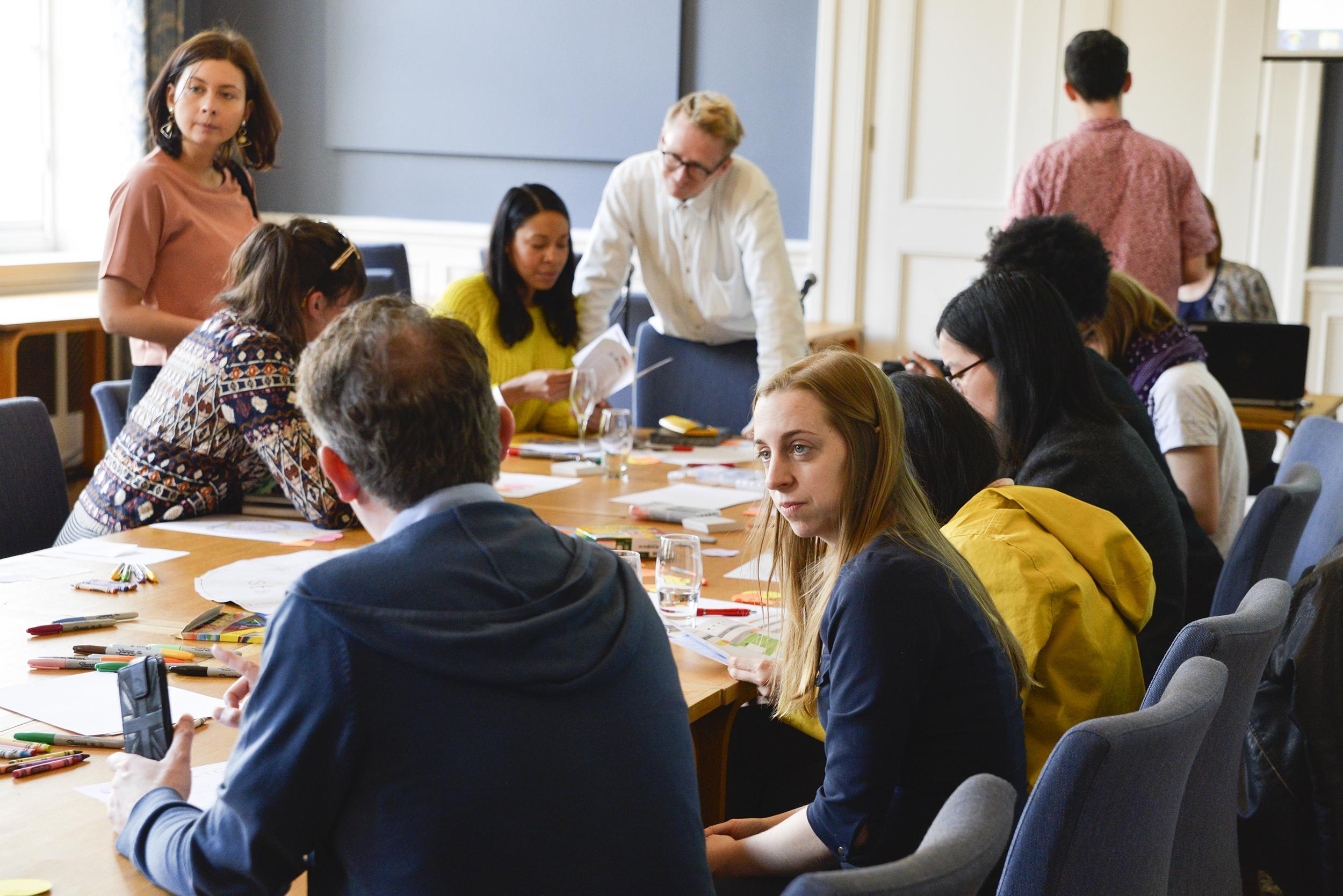 TCCE Creative Entrepreneurship Forum Launch