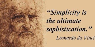 Fireside chat with 21st Century Leonardo Da Vinci