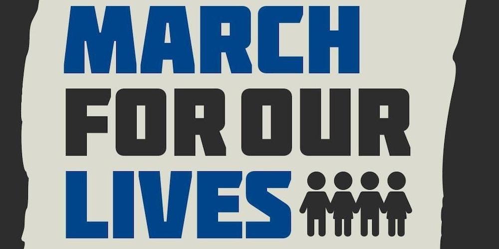 Image result for https://marchforourlives logo