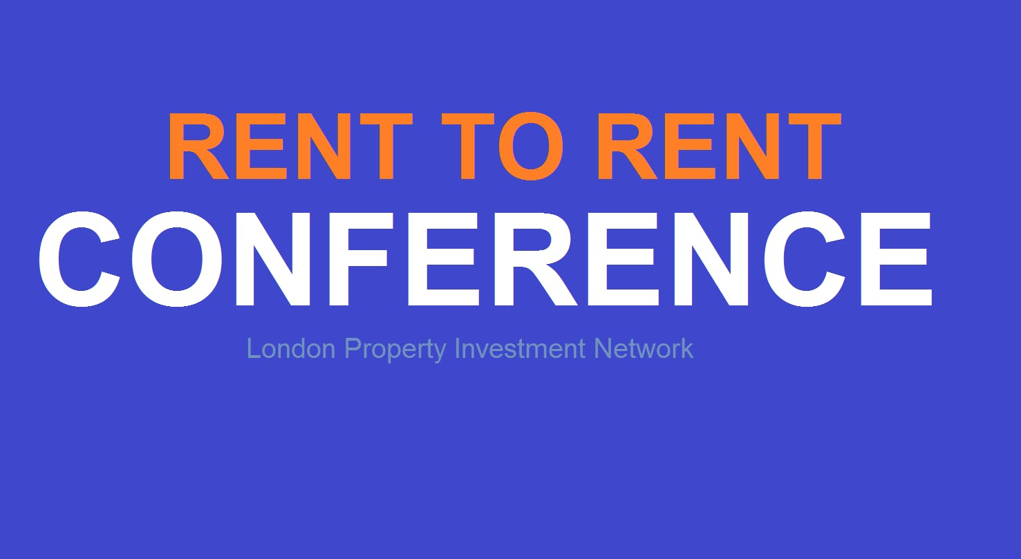Rent-to-Rent Conference
