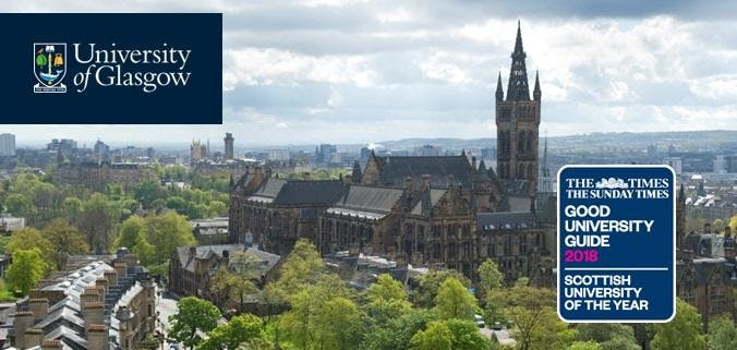 University of Glasgow - Campus Tour