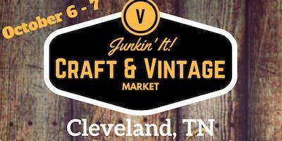 Junkin' It! Craft & Vintage Market