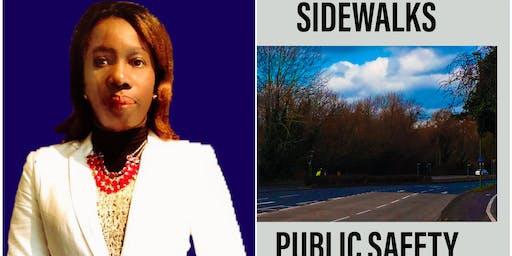 Sidewalks and Public Safety Seminar