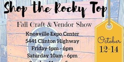 Shop the Rocky Top Fall Craft & Vendor Show