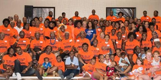 Reese-Reeves-Rose Family Reunion 2019