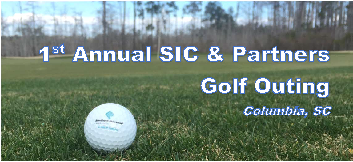 1st Annual SIC & Partners Golf Outing - Columbia, SC