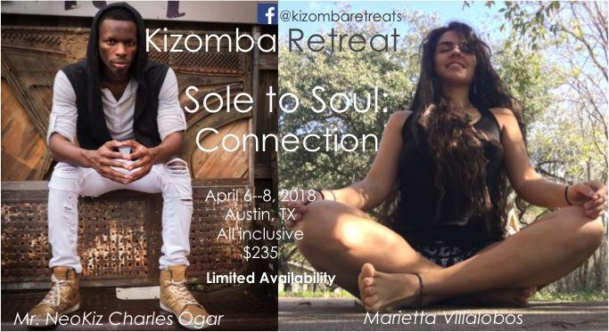 Sole to Soul Kizomba Retreat