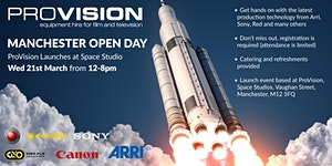 ProVision Manchester Open Day 2018