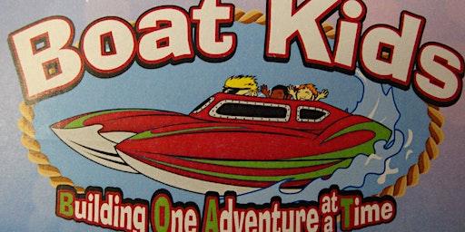Boat Kids Volunteers 2020