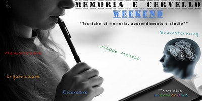 Memoria e Cervello Weekend