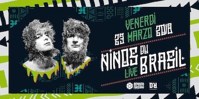 Ninos du Brasil Live al Deposito Pontecorvo
