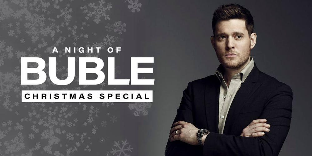 a night of buble christmas special tickets wed 19 dec 2018 at 1900 eventbrite