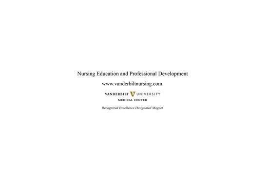2018 CNOR Certification Review Course - 23 JUN 2018