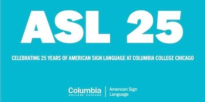 Celebrating 25 years of American Sign Language