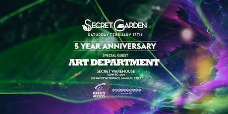 Secret Garden Events | Eventbrite