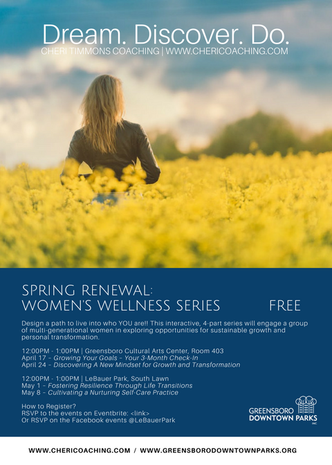 Spring Renewal: Women's Wellness Series