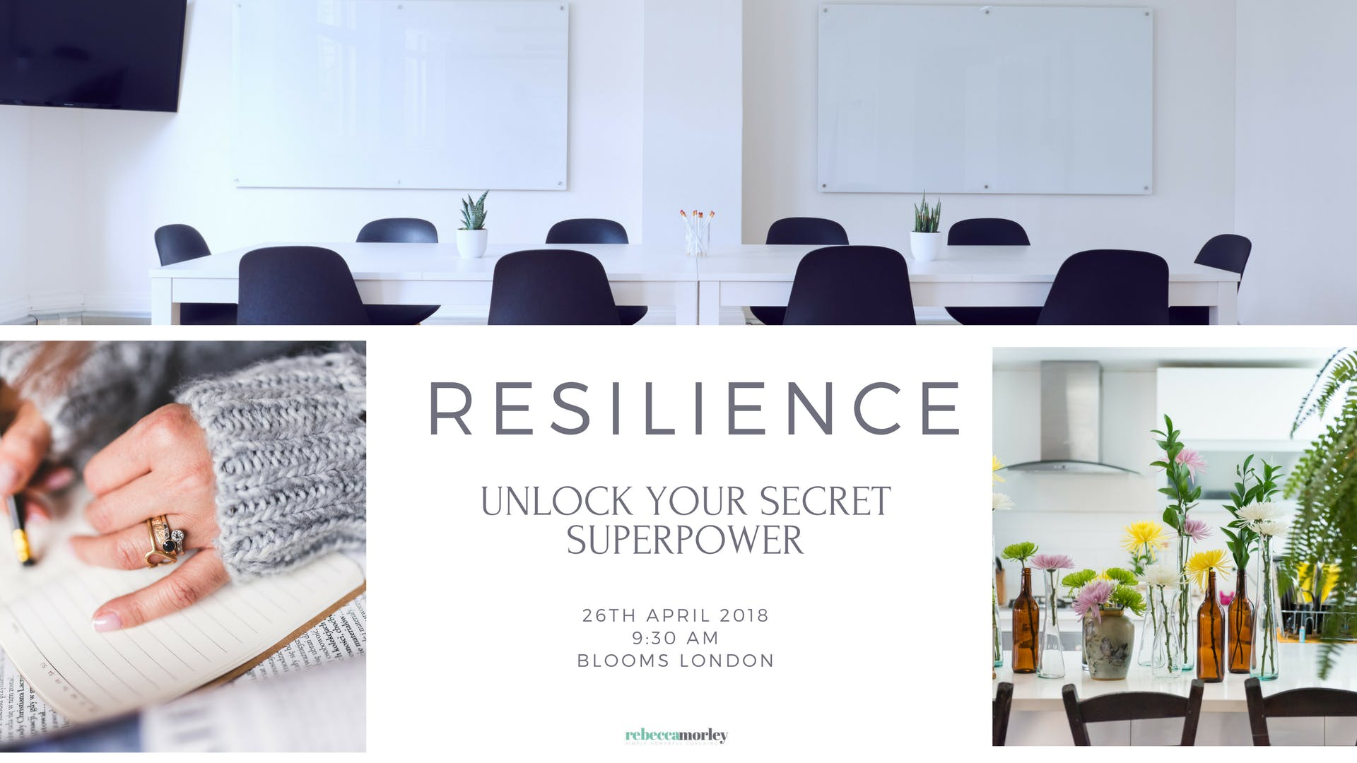 Resilience - Unlock your secret superpower (f