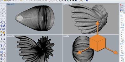 Tutorial di Modellazione per la Stampa 3D - Roma