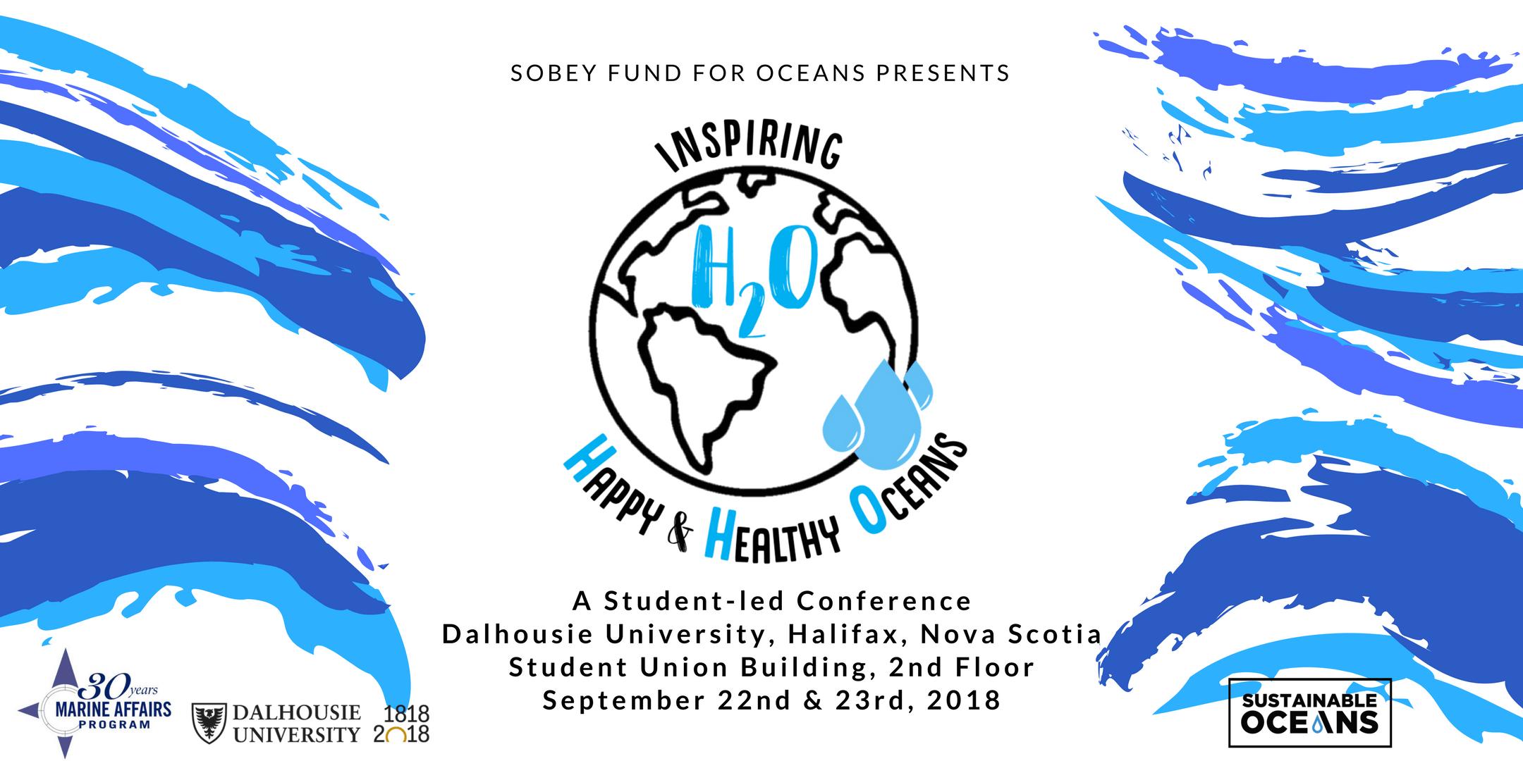 Saturday Conference - H2O: Inspiring Happy &
