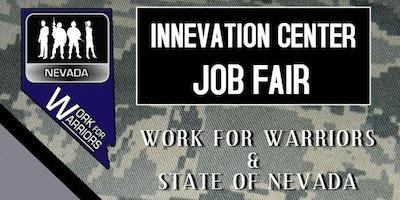 Work For Warriors & State of Nevada HR Division Innevation Job Fair
