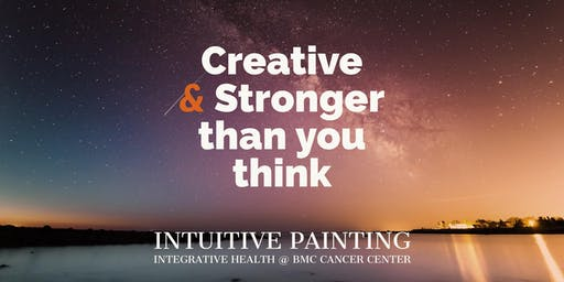 Intuitive Painting for Self-Expression & Healing