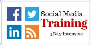 3 Day INTENSIVE Social Media Course Sydney - October...