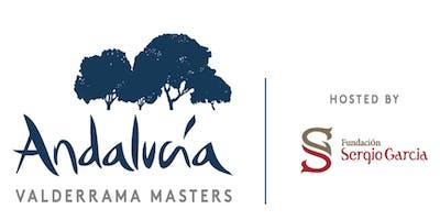 Andalucia Valderrama Masters 2018