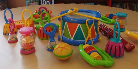 Toddler Rhyme Time (Freckleton Library) tickets