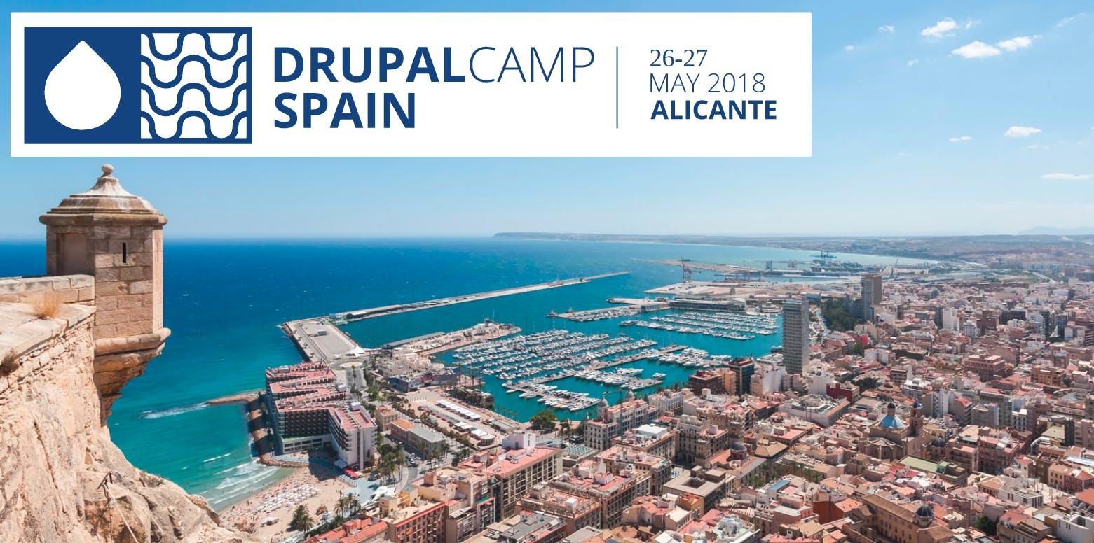 DrupalCamp Spain 2018
