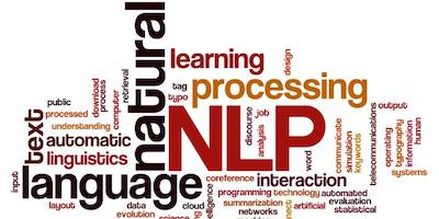 Seattle Natural Language Processing (NLP) Training [June 23 - July 15, 2018]| Artificial Intelligence | IT Training | Disruptive Technologies Training