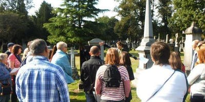Southern Cemetery - Guided Tour