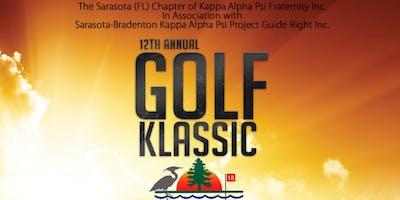 Sarasota (FL) Alumni Chapter of Kappa Alpha Psi Fraternity, Inc., 14th Annual Golf Classic