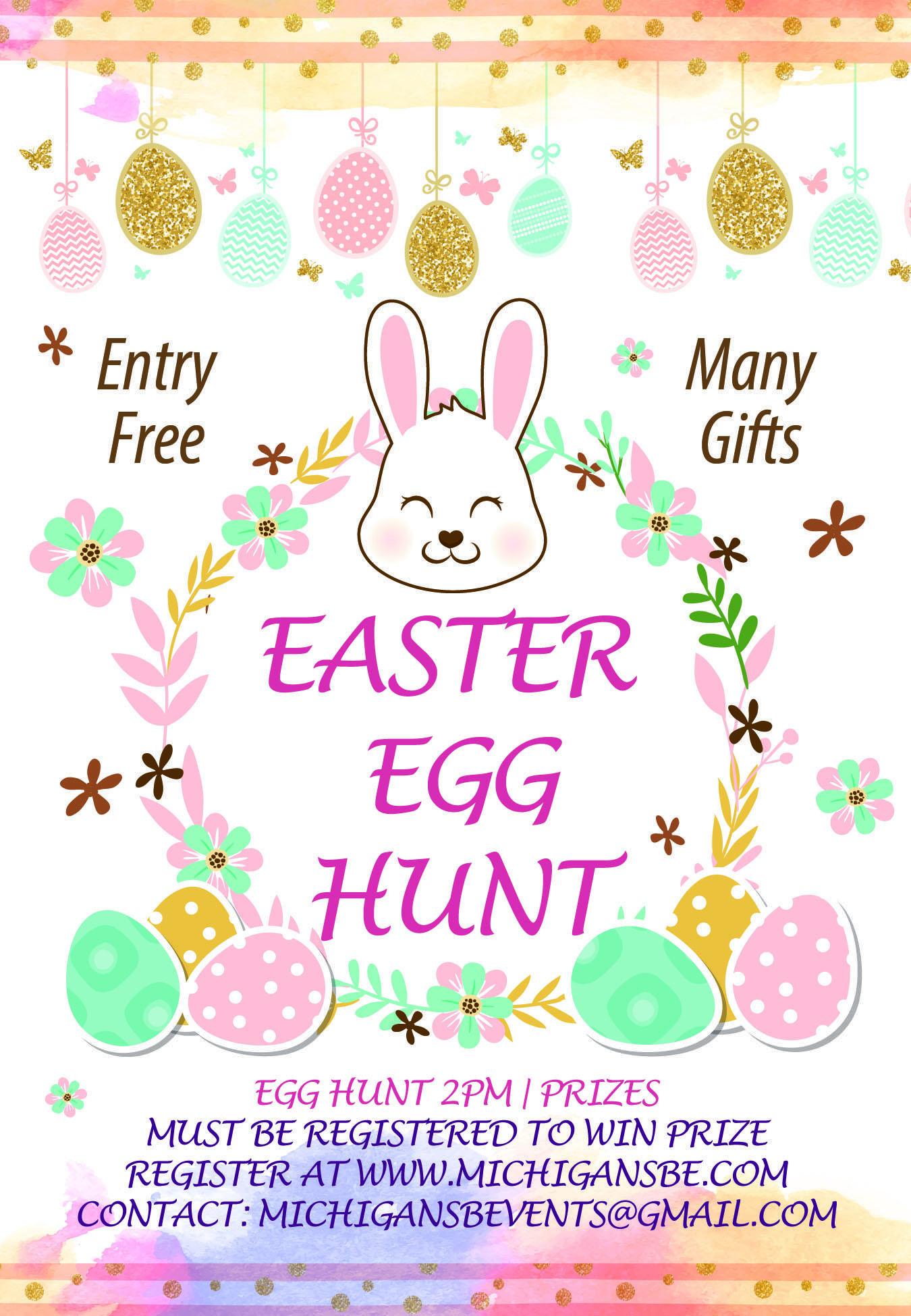 Easter eggstravaganza 24 mar 2018 easter eggstravaganza negle Gallery