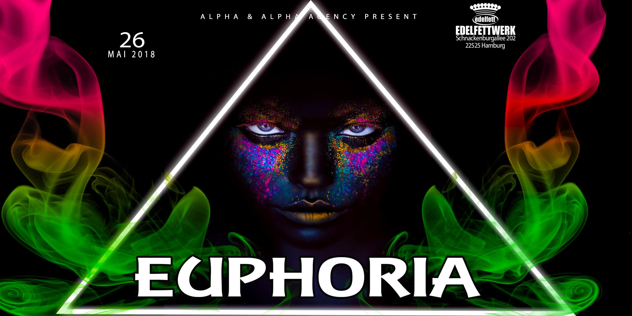 Euphoria The best Spring  party !!
