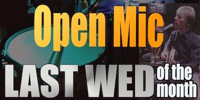 Birstall Open Mic