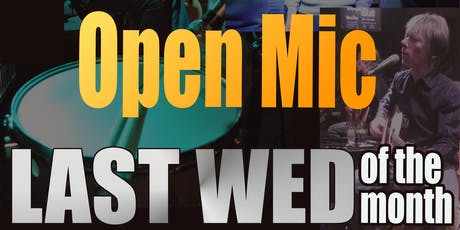 Birstall Open Mic tickets